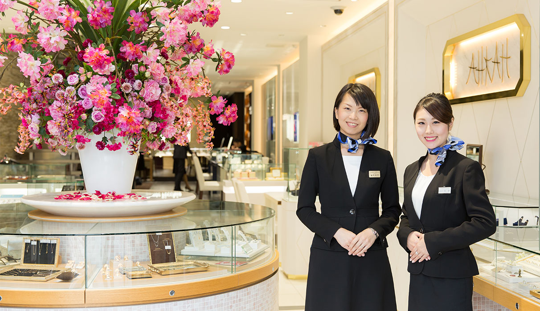 宝石時計の武内 福井総本店:店舗写真