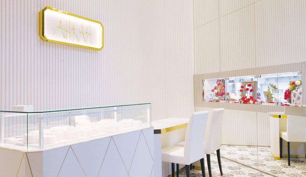 TAKEUCHI BRIDAL 金沢・タテマチ店:店舗写真