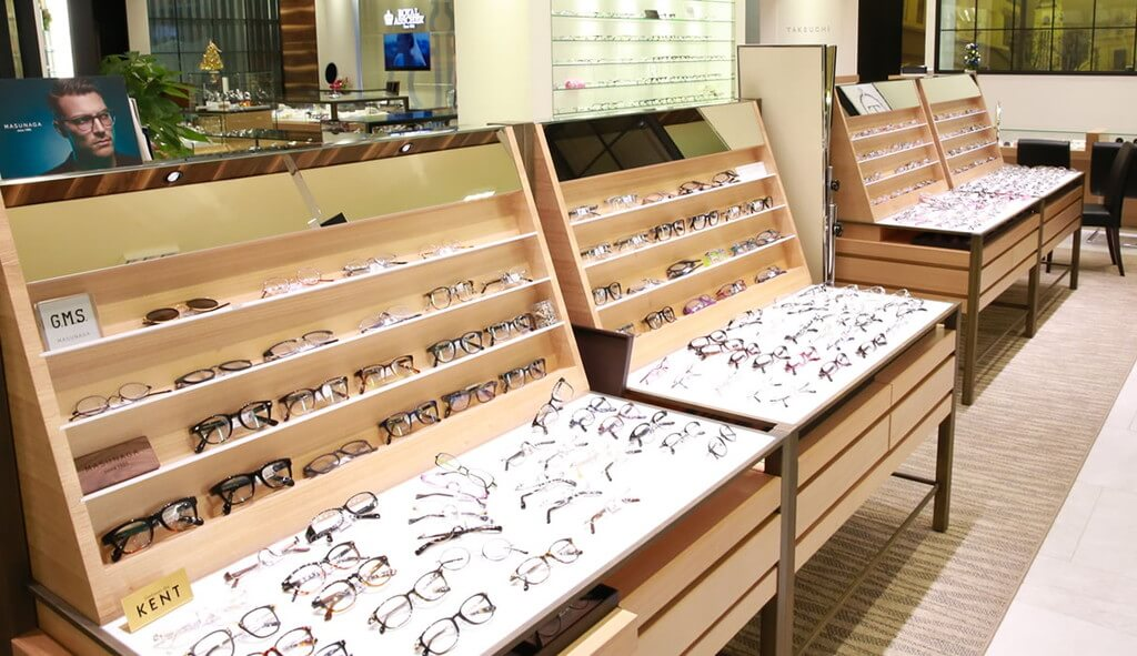 TAKEUCHI ショッピングシティベル店:店舗写真
