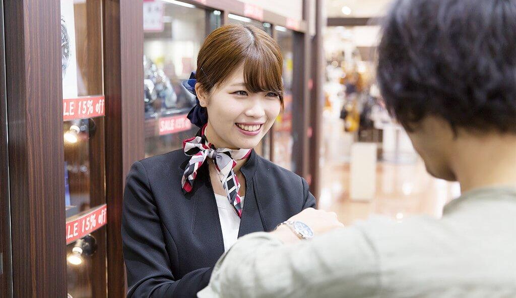 TAKEUCHI フェアモール福井エルパ店:店舗写真