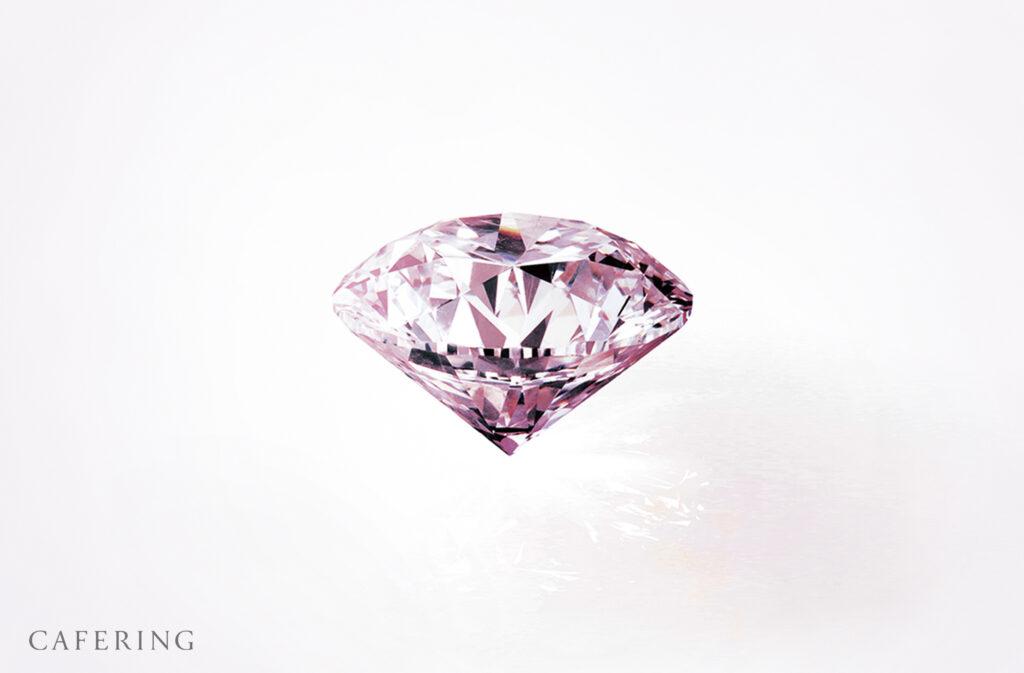 CAFERINGのピンクダイヤモンドイメージ